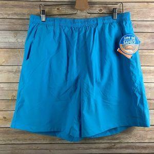 Columbia PFG Backcast lll Blue Water Shorts (NW4)